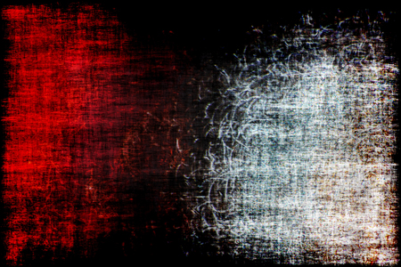 Red and white abstract messy background.Digitally generated image.