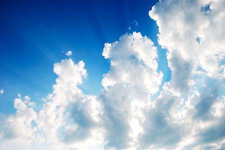Fantastic sky photo