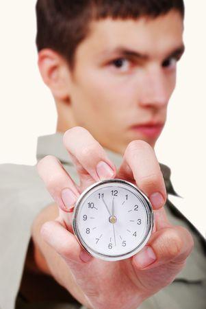 El tiempo es hasta el último momento para usted Foto de archivo - 5235214