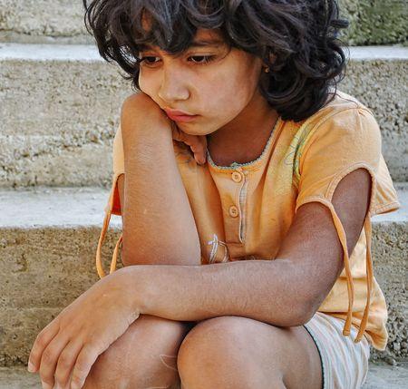 violencia intrafamiliar: La pobreza y la poorness en la expresi�n de los ni�os