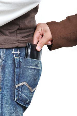 Pickpocket photo
