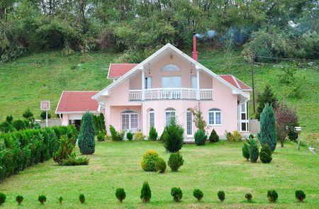 Beautiful house Stock Photo - 5782155