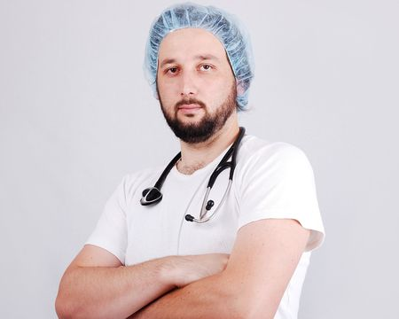 Young doctor Stock Photo - 5781747