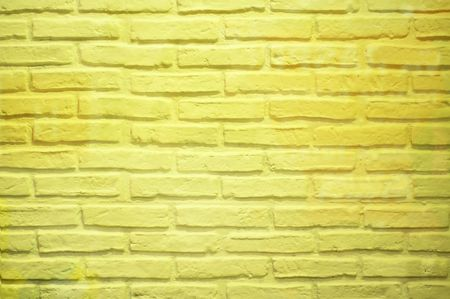 Yellow brick wall Stock Photo - 5870849