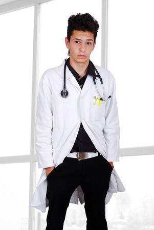 man doctor Stock Photo - 6012926