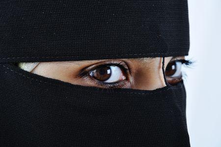 femme musulmane: Asie arabe musulman femme significatives des v�tements