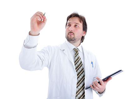 man doctor Stock Photo - 6088843