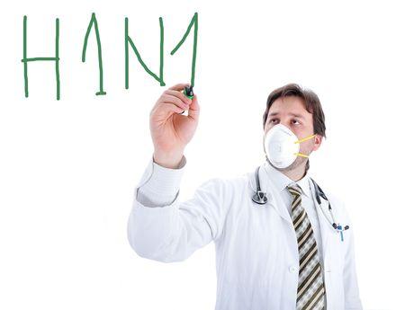 man doctor Stock Photo - 6088454