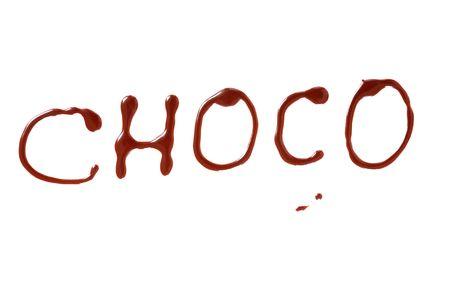 Chocolate banner Stock Photo - 6051926