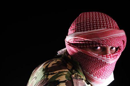 terror: terrorist