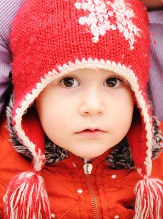 Super cute baby photo