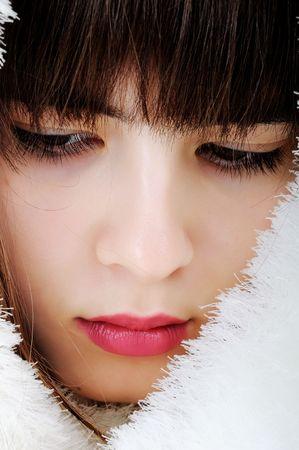 beautiful girl Stock Photo - 6325628