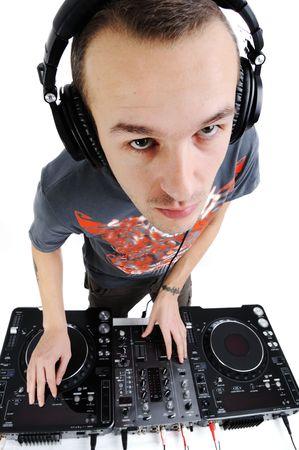 Male DJ Stock Photo - 6325753