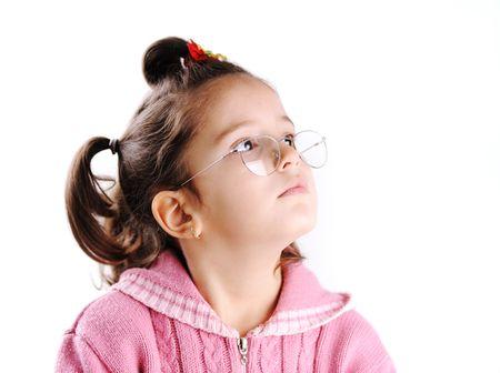 inocent: Beautiful inocent childhood Stock Photo