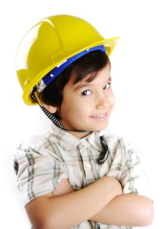security helmet: Nice little engineer