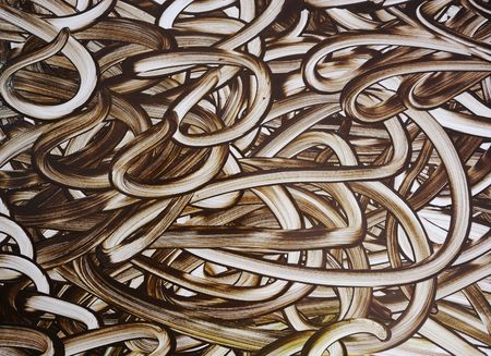 squiggles: Childs art, background