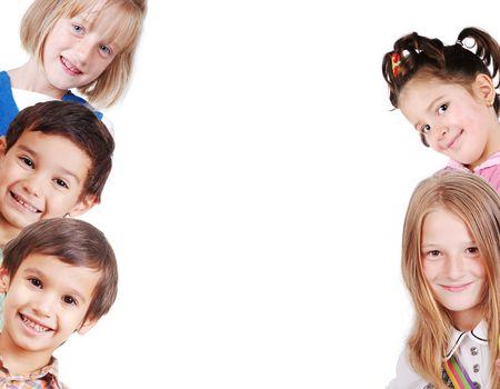 group kids photo
