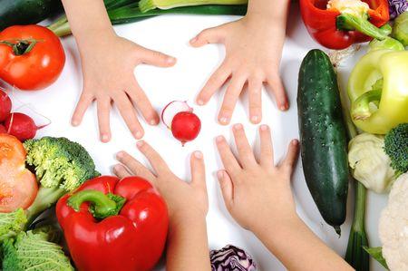 vegetable Stock Photo - 6700347