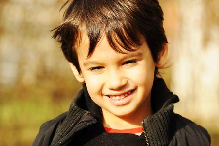 Very cute boy Stock Photo - 6781435
