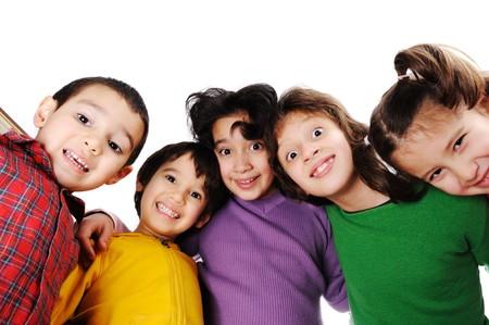 Happy childhood Stock Photo - 7012302