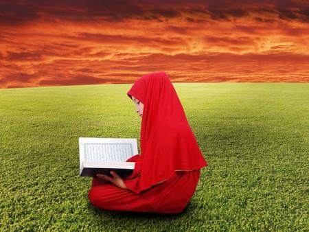 muslim kid photo