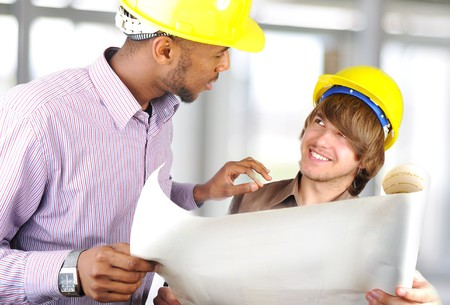 young engineers Stock Photo - 7015473