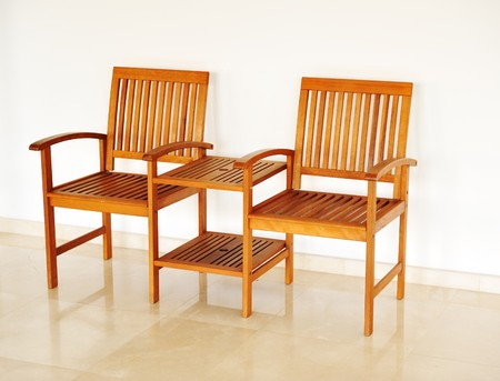 Two chairs Stock Photo - 7992876