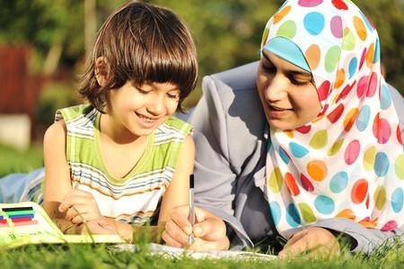 family muslim