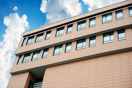 Modern building Stock Photo - 8642952