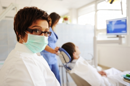 Dental surgery photo