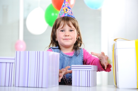 Happy birthday to you! Stock Photo - 10316802