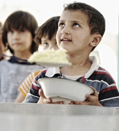 poverty kids photo