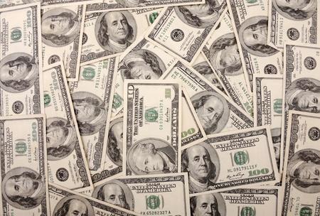 Dollars background photo