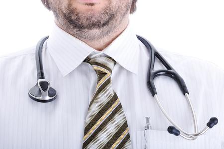 Closeup, doctor Stock Photo - 10873816