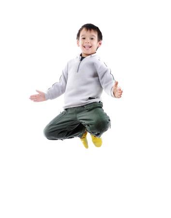 yoga pants: Kid on air