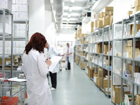 inventario: Vigilancia y control en el lugar de trabajo