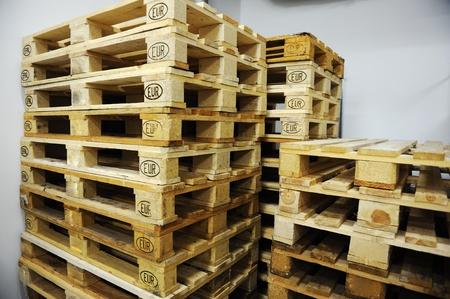 norm: Wooden palette