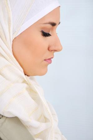 Muslim woman photo