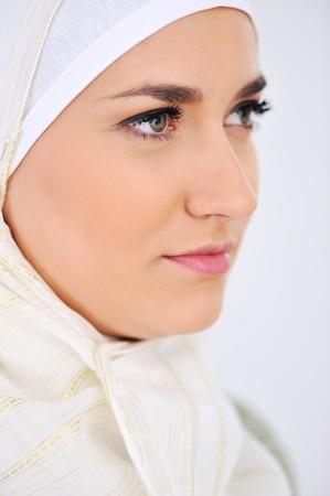 Muslim Arabic woman Stock Photo - 11953211