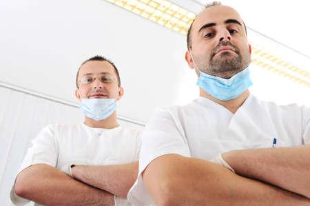 Teeth checkup at dentist's office Stock Photo - 12627585