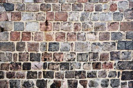 Rock wall background photo