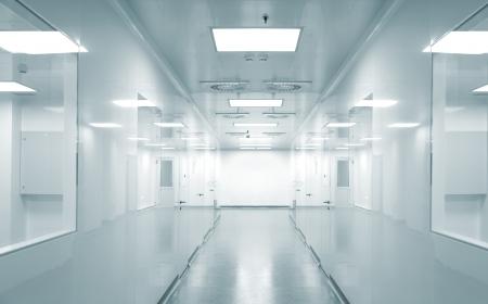 couloirs: H�pital laboratoire de recherche