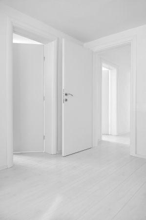 Doors and floors Stock Photo - 13676388