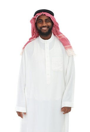 Arab person photo