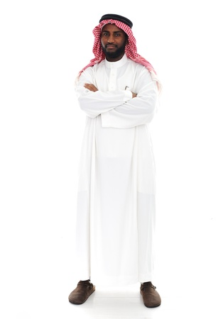 Arab person Stock Photo - 13827923