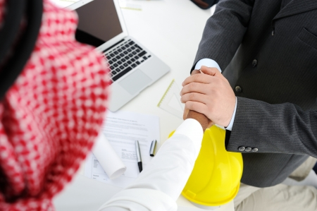 gulf: Making a successful deal for building at Middle east