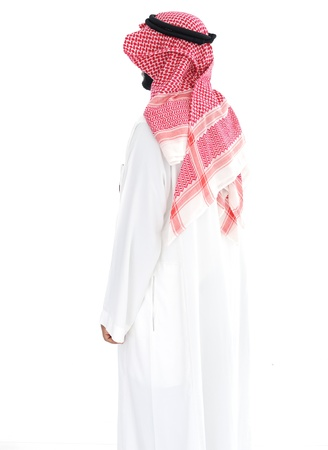 Arabic man standing Stock Photo - 13827859