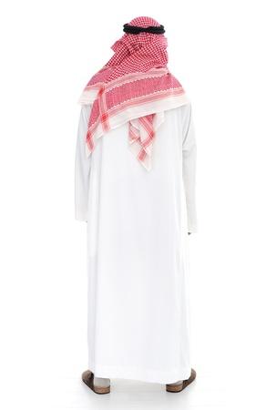 hombre arabe: Hombre �rabe de pie