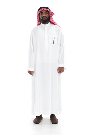 Arabic man standing Stock Photo - 13822024