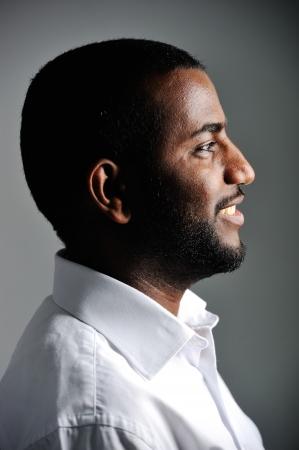 mirth: African man, nice photo